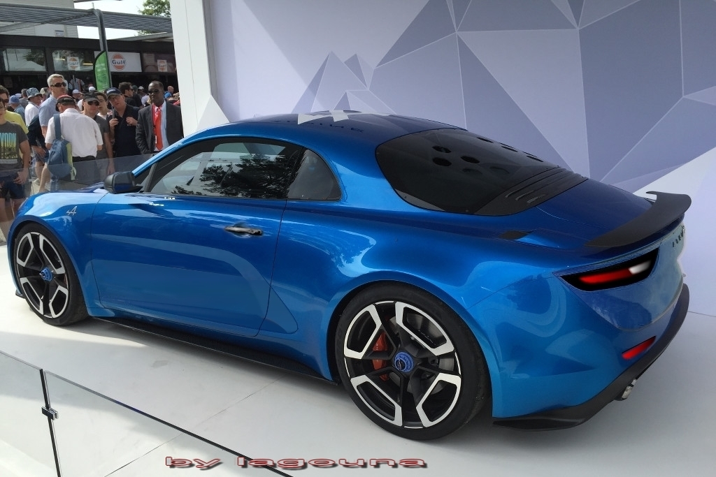 concept car alpine c l bration p54 plan te renault. Black Bedroom Furniture Sets. Home Design Ideas