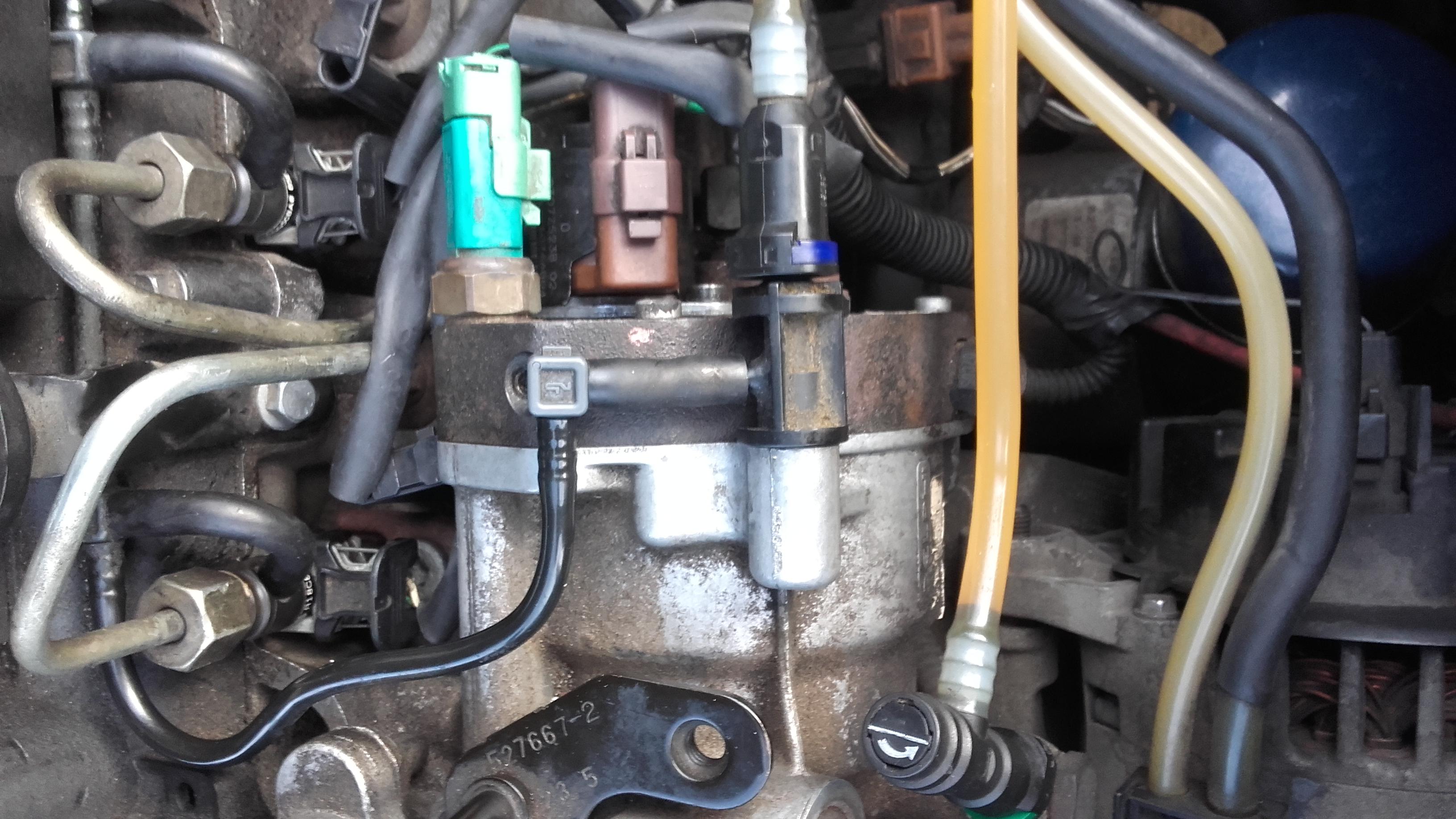 Clio II Tuto, rénovation (partielle) pompe à injection ...