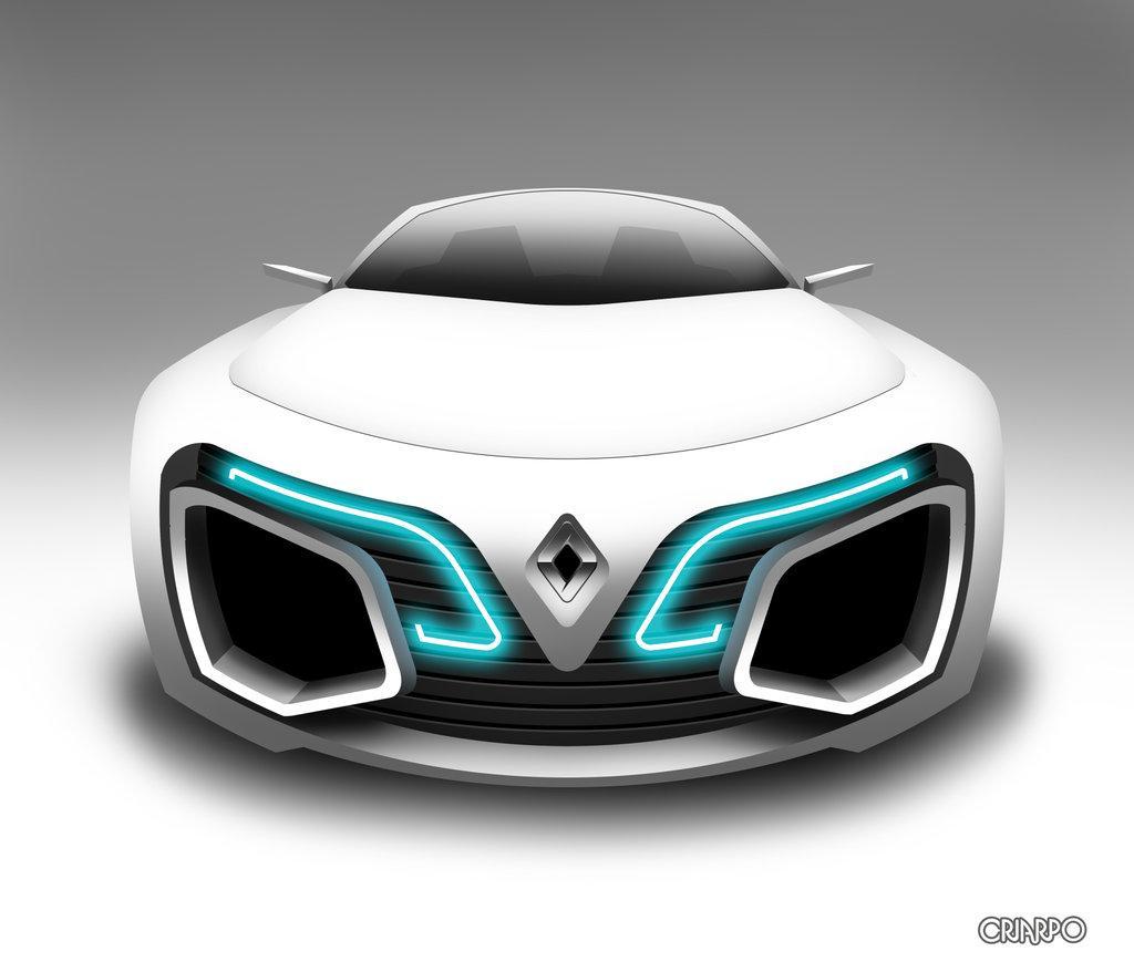 [Concept Car] (Z21) Ondelios Concept ! -P72 :: Planète Renault