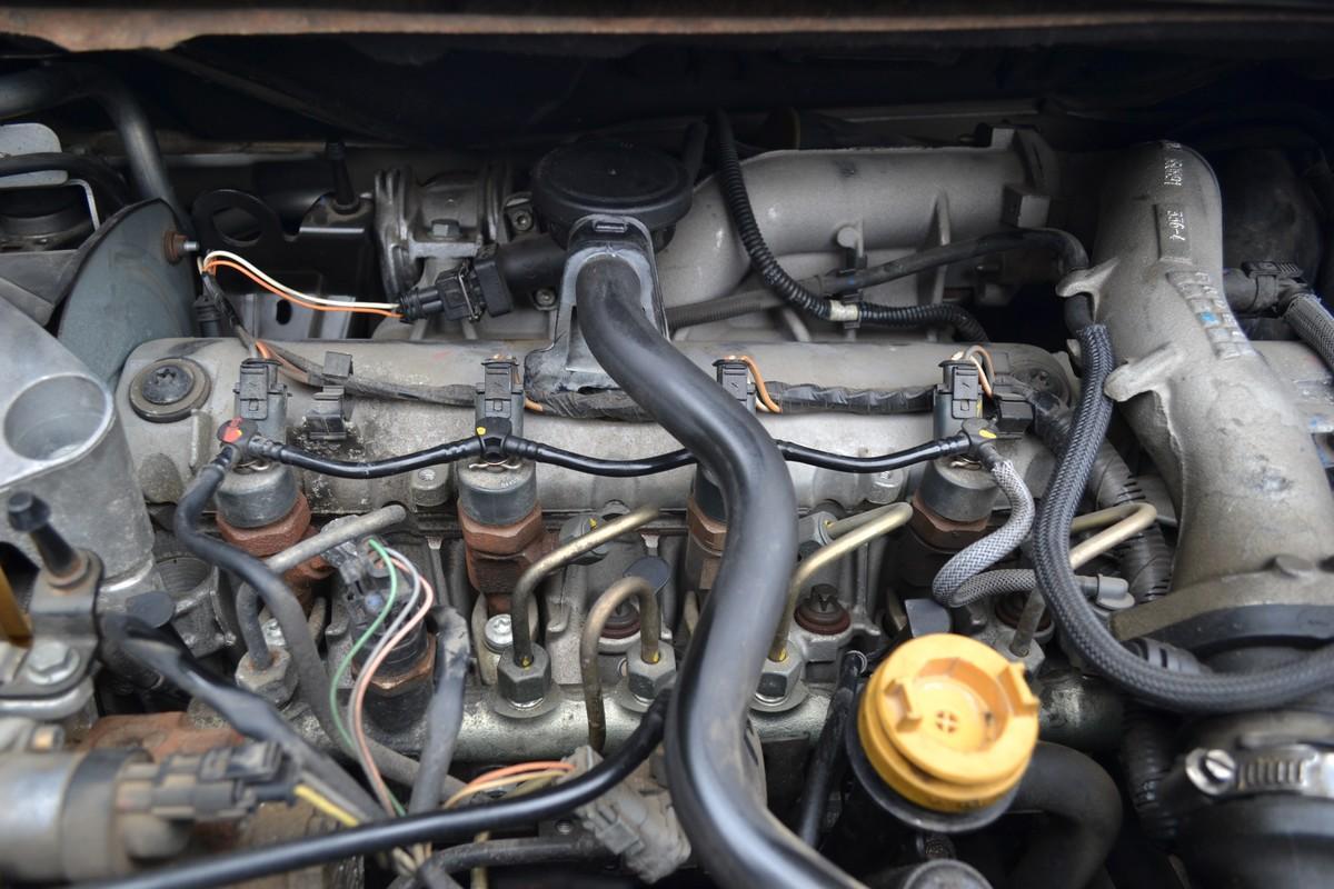 Scenic Ii Panne Turbo Scenic 1 9 Dci 120 Cv Luxe Privilege