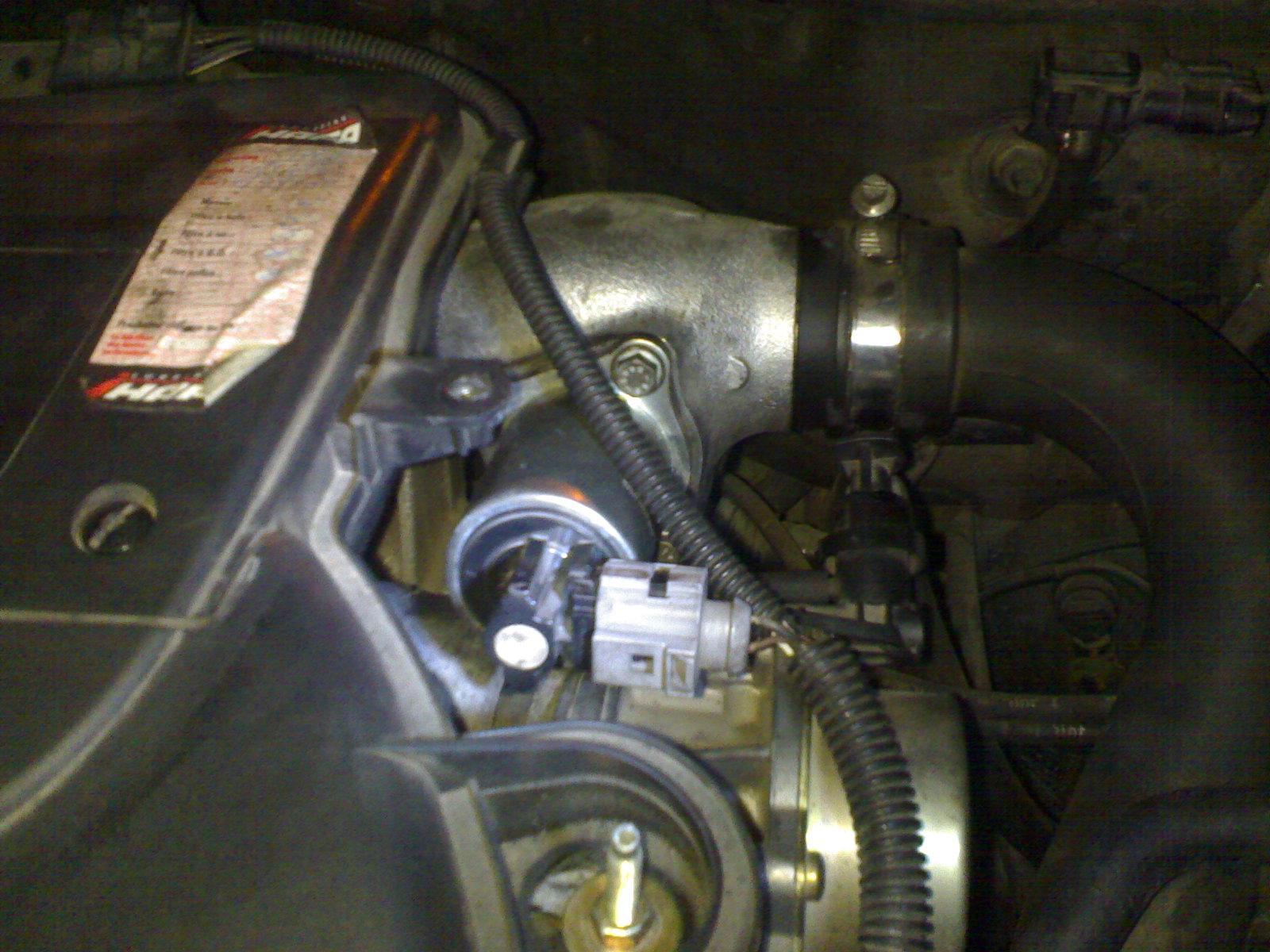 Mégane I 1.9 DCI, Allumage voyant prechauffage aleatoire -P0 ...