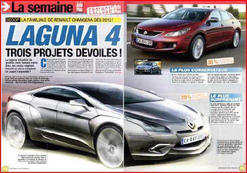 Dans AutoPlus (via Planète-Renault) :