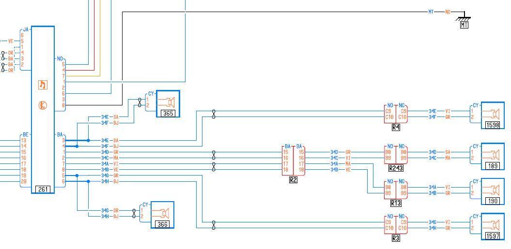 clio iii code couleur fils autoradio clio 3 r gl p0 plan te renault. Black Bedroom Furniture Sets. Home Design Ideas