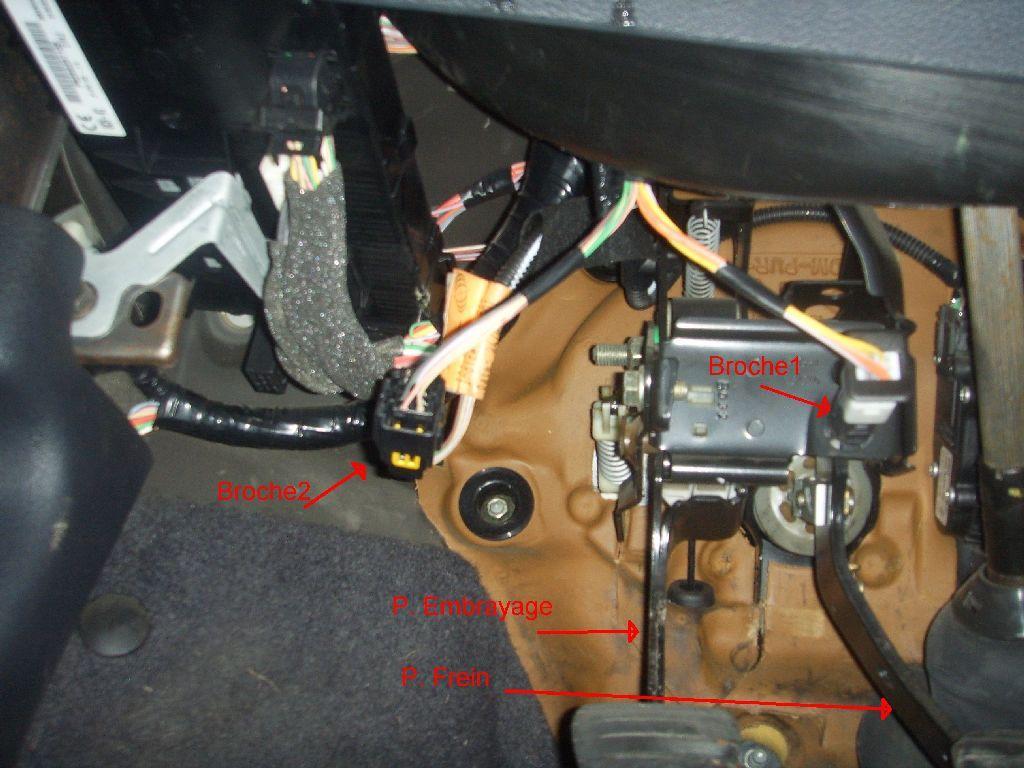Clio II Voyant défaillance injection s'allume (1 2 16v) -P18