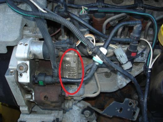 Pompe de Gavage Renault Espace 3 2.2 Dci