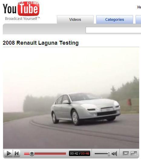 [Renault] Laguna III FasaRenault.x91testing