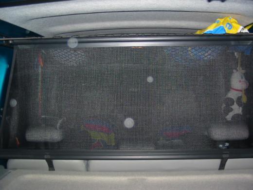 kangoo i filet de retenue bagages p0 plan te renault. Black Bedroom Furniture Sets. Home Design Ideas
