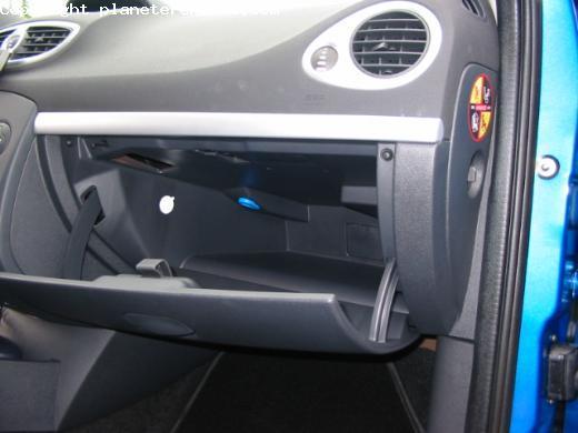 Eclairage Interieur Clio
