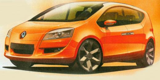 [Renault] Scénic 3 Cliomax13.twingo005